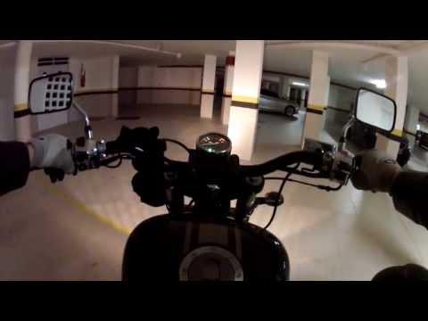 Diário de uma Moto em Floripa Ainda não está bem equalizada JohnnyPag ProStreet 320cc
