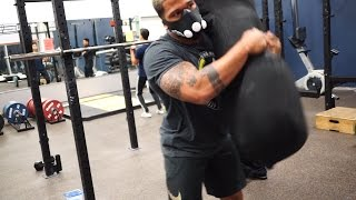 TRAINING FOR WWE TRYOUTS| Conditioning