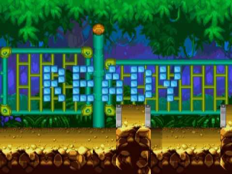Mega Man 8 - Search Man's Stage