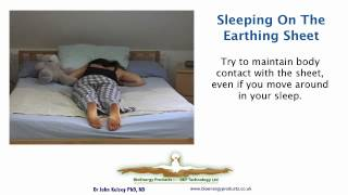 Earthing And Grounding Sheets