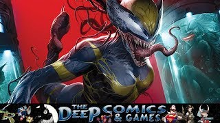 New Comic Book Day 6/28/17 The DeeP Comics and Games