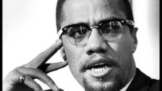 Malcolm X - the last speech