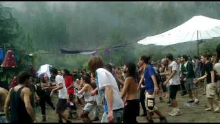 rave party in parvati valley 2013 moksha