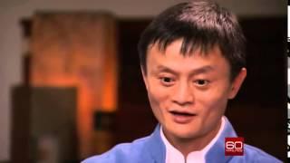 Jack Ma - On 60 Minutes CBS (Chinese subtitles)