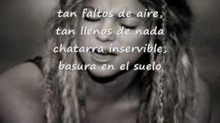 Shakira - Moscas En La Casa (Letra)