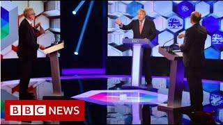 Corbyn v Johnson: BBC election debate round-up - BBC News