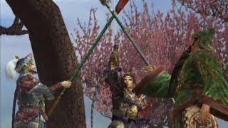 Dynasty Warriors 4 - All 4 different Lu Bu Endings
