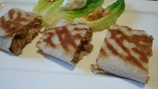 خلطة شاورما الدجاج مع أطيب ساندويش شاورما دجاج بالجبنة