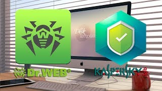 Dr Web Light 11 и Kaspersky Virus Scanner для Mac - Мнение Хакинтошника