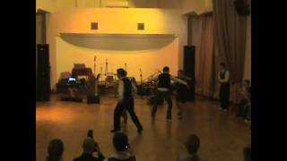 Dragon Swing 2010 Performance #5: Anna, Oksana, Veit & Vitaliy