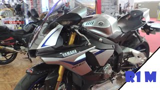 Yamaha R1M 2017