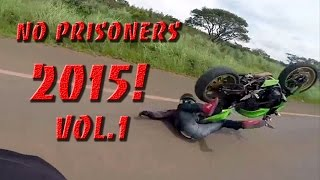 no prisoners 2015! vol.1