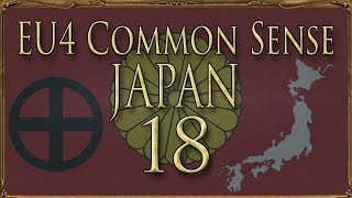 Shimazu/Japan 18 (Europa Universalis IV Common Sense / Let's Play / Deutsch)