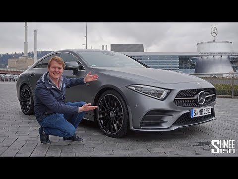 Xxx Mp4 Check Out The New 2018 Mercedes CLS FIRST LOOK 3gp Sex