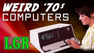 LGR - Strangest Computer Designs of the