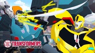 "Transformers: Robots in Disguise - ""Meet the Autobots"" RECAP"