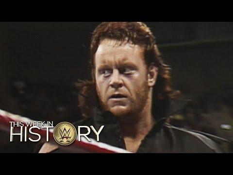 The Undertaker debuts at Survivor Series 1990: This Week in WWE History, Nov. 19, 2015