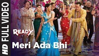 Ready: Meri Ada Bhi  Full Song | Salman Khan, Asin | Rahat Fateh Ali Khan, Tulsi Kumar