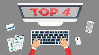 My Top 4 Favorite Design Websites