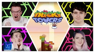 Tricky Towers - FORFEIT!! MiniLadd, Syndicate, LDShadow Lady + SmallishBean | Legends of Gaming