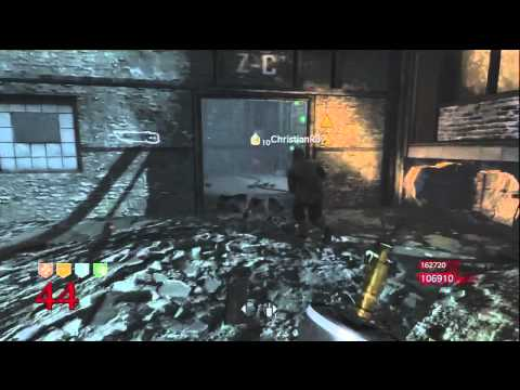 ALL ZOMBIES KILLED Game completed Der Riese Call of Duty World at War