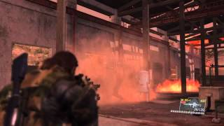 MGS5 How To Beat Man On Fire Mission 20 (All ways)