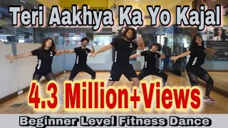 Teri Aakhya Ka Yo Kajal   Sapna Chaudhary   Zumba Dance Routine   Dil Groove Maare