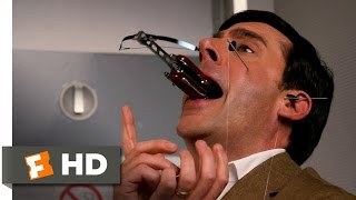 Get Smart (1/4) Movie CLIP - I Gotta Get That Out (2008) HD