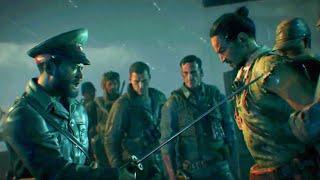 ZETSUBOU NO SHIMA INTRO CUTSCENE CINEMATIC! Black Ops 3 Zombies Trailer (BO3 Zombies DLC #2 Trailer)