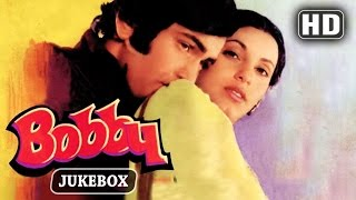 All Songs of Bobby {HD} - Rishi Kapoor - Dimple - Evergreen Old Hindi Romantic Songs