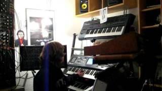 Synthesizers.com, Mini moog, V-Synth meets Christina