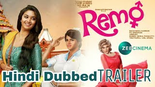 Remo | Hindi Dubbed | Trailer | Sivakarthikeyan, Keerthy Suresh | Zee Cinema