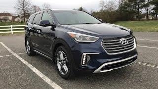 2017 Hyundai Santa Fe Limited – Redline: Review