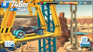 Hot Wheels Race Off / Hot Wheels Racing Games / Android Gameplay Video / Hot Wheels Cars #3
