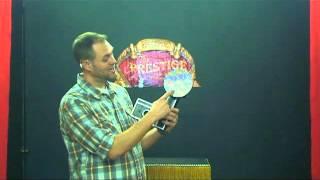 Comedy Squirting Snake Camera Magic Trick