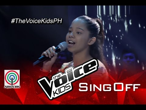 "The Voice Kids Philippines 2015 Sing-Off Performance: ""The Show"" by Sassa"