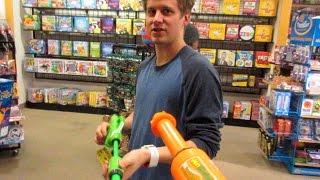 BUYING SOME EPIC GUNS!!