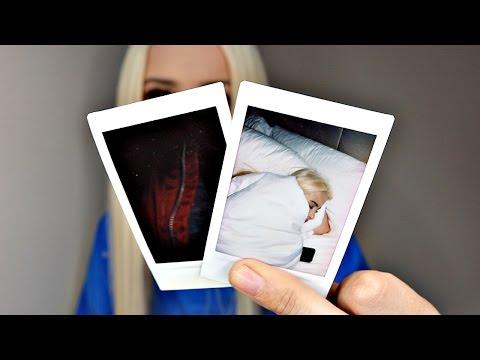 MY STALKER TOOK PICS OF MY SLEEPING BODY... & more