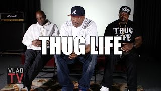 RIP Big Syke: His Last Interview with Thug Life on Police Brutality