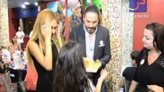 رامي عياش و افطار عياش للطفولة  ramy ayach eftar