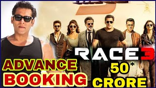 RACE 3 Advance booking update   Race 3 FIRST Day Collection, Salman Khan breaks all records, RACE 3