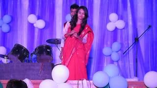 Tumi ashe pashe thakle -Nstu (programs in Farewell)