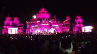 Arijit Singh performing at Jaipur Albert Hall from Airlift Movie