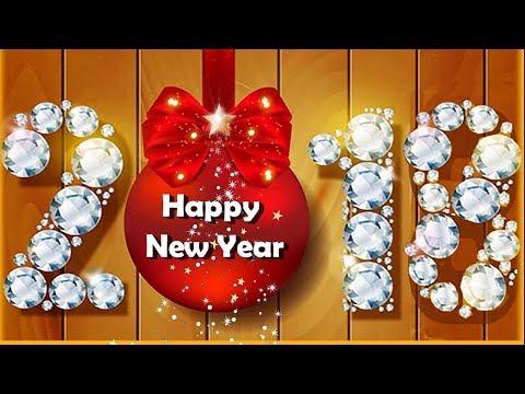 Xxx Mp4 Happy New Year 2018 Greeting Card For Whatsapp 3gp Sex