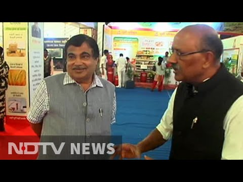 Walk The Talk with Union Minister Nitin Gadkari