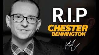 R.I.P LINKIN PARK - A MENTE PROCURA A FELICIDADE FORA DE SI! #chesterbennington