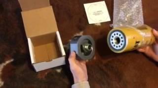 Cat 1R-0750 Fuel Filter/Western Diesel