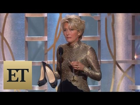 WATCH The Best Jokes Ever From the Golden Globes