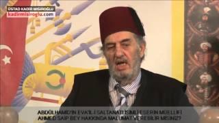 Ahmet Saip Bey Kimdir?