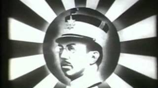 U.S. war department anti-Japanese propaganda film 1945